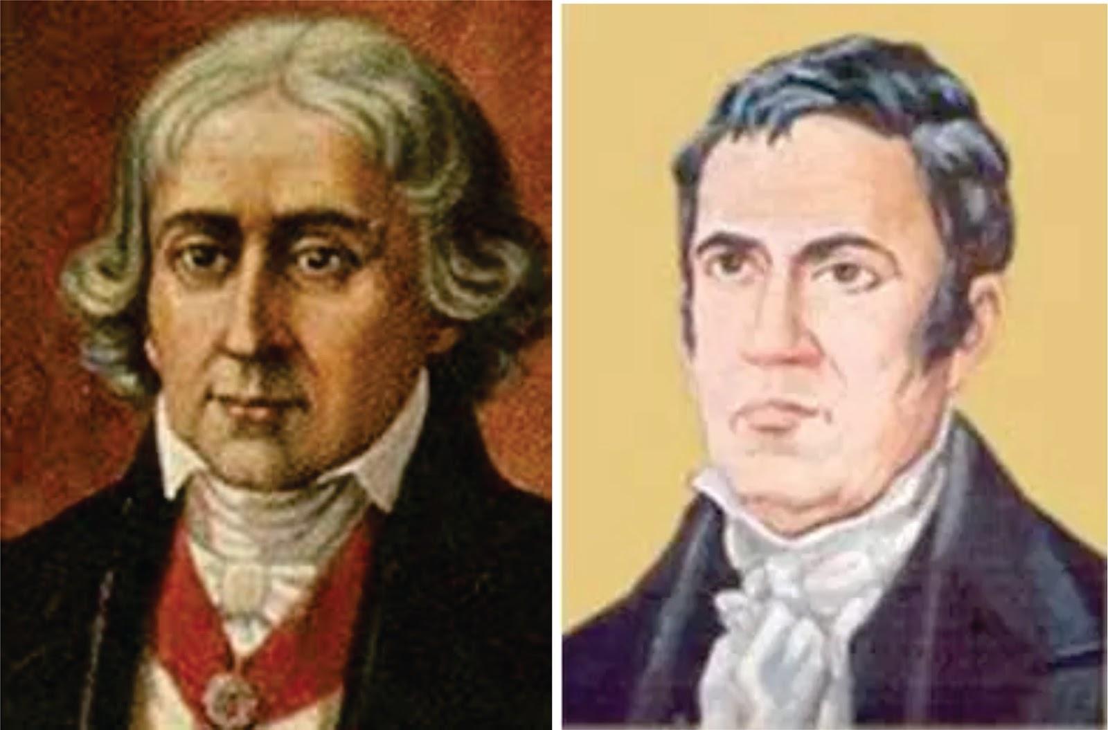 O Malhete: JOSÉ BONIFÁCIO E GONÇALVES LEDO - MAÇONS ANTAGONISTAS