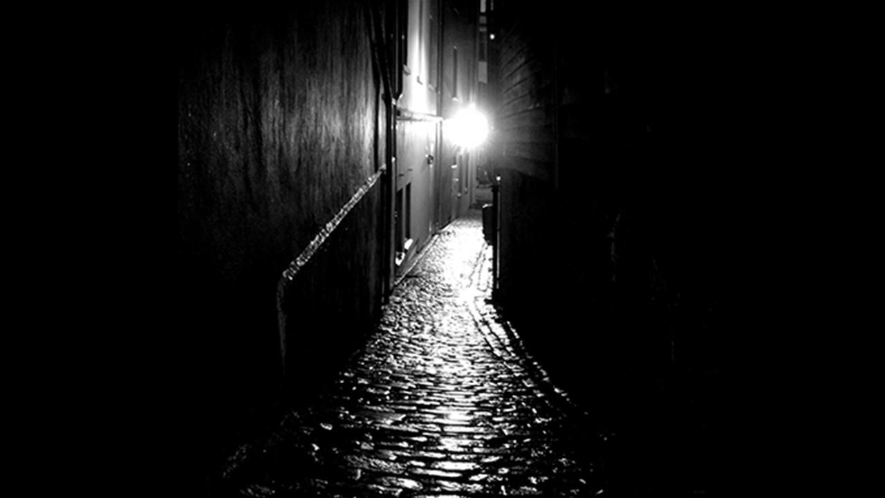 Luz e trevas - Calotipo Mag - Medium