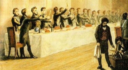 Resultado de imagem para maçonaria mestre de banquete