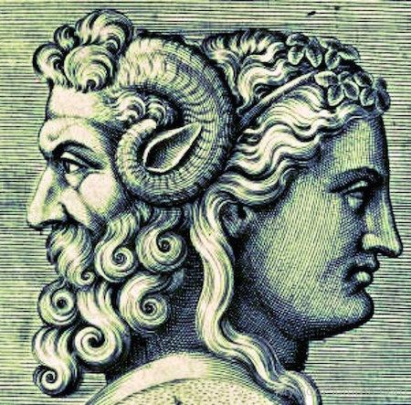 Resultado de imagem para deus janus