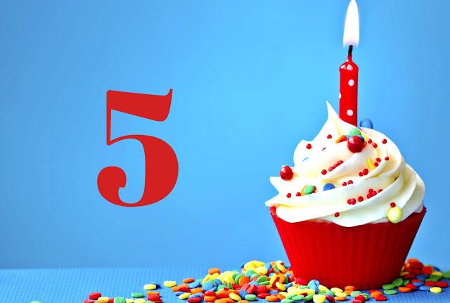Aniversário do Blog   DMulheres