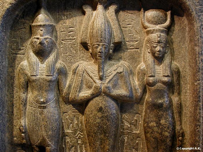 Resultado de imagem para A Lenda de Ísis e Osíris