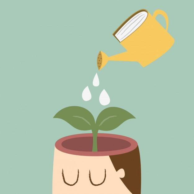 Alimentando a mente. É comum nos sentirmos ansiosos… | by Cali (Renato  Caliari) | KiSimples | Medium