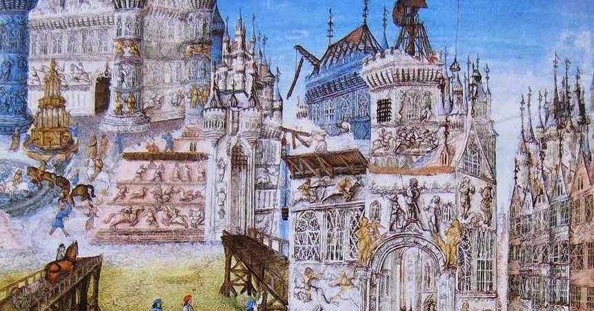 Catedrais Medievais: A graça mística que agiu nos construtores das catedrais  medievais
