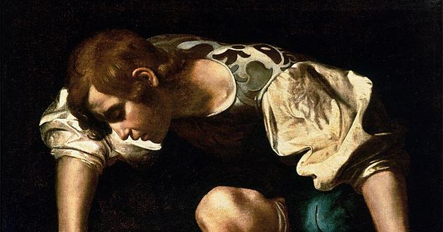 OBRA DE ARTE DA SEMANA: 'Narciso' de Caravaggio – Artrianon